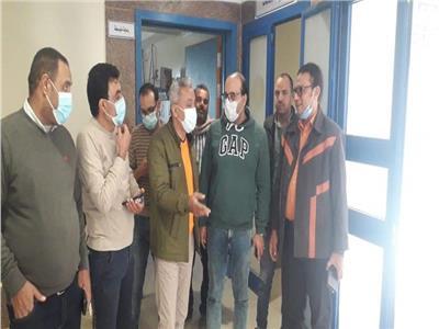 وزارة الصحة بـقنا