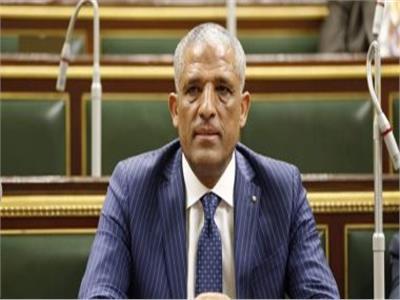 النائب محمد الحسيني  وكيل لجنة الإدارة المحلية بمجلس النواب