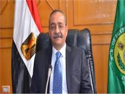 اللواء شريف فهمي بشارة محافظ الإسماعيلية