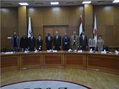 سفير أنجولا بالقاهرة