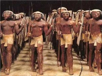 تكتيك الجيش المصري.. أسلحة نوعية وتشكيلات وسعت الدولة الفرعونية