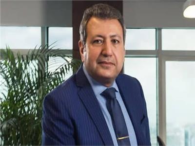 رئيس غرفة التطوير العقاري باتحاد الصناعات المهندس طارق شكري