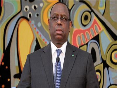 """الرئيس السنغالي """"ماكي سال"""""""