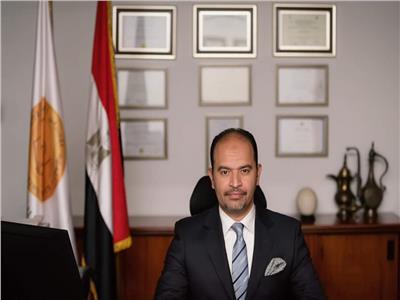 عبد العزيزنصير المدير التنفيذي للمعهد المصرفي