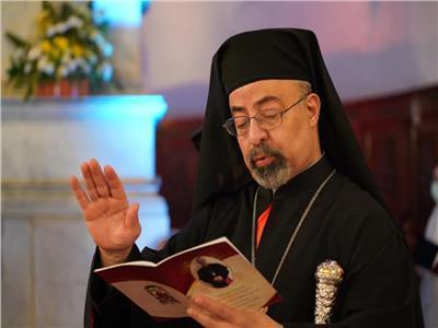 صاحب الغبطة الأنبا ابراهيم اسحق بطريرك الاسكندرية للأقباط الكاثوليك