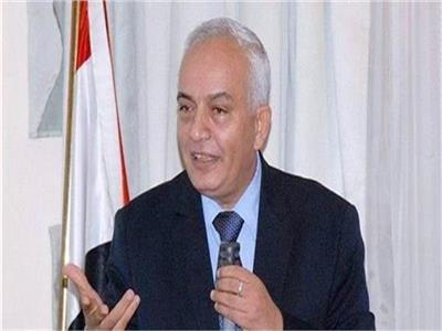الدكتور رضا حجازي ،نائب وزير التربية والتعليم