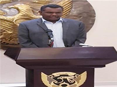 مدنى عباس مدنى وزير الصناعة والتجارة السودانى