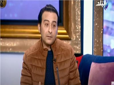 الفنان أحمد عزمي