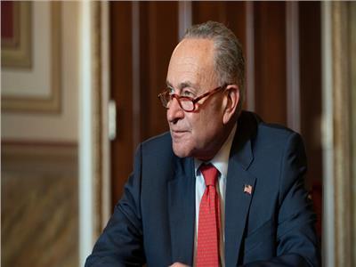 زعيم الأغلبية الديمقراطية في مجلس الشيوخ الأمريكيتشاك شومر