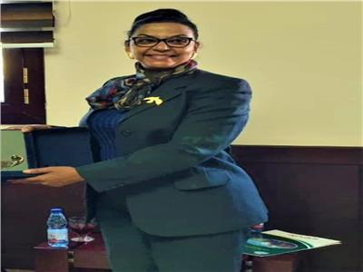 الدكتورة هبة محمد علي وزيرة المالية والتخطيط الاقتصادي السودانية