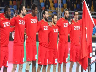منتخبنا القومى لكرة اليد