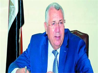 الدكتور السيد القصير وزير الزراعة