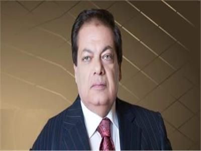 محمد أبو العينين وكيل البرلمان