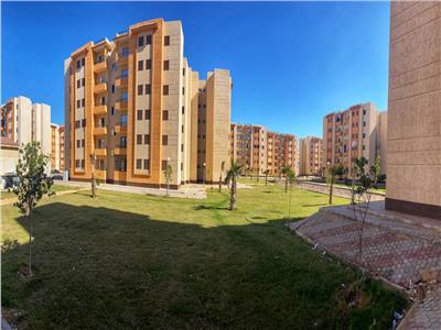 بدء تسليم 1392 وحدة سكنية بالإسكان اجتماعى بمدينة 6 أكتوبر الجديدة