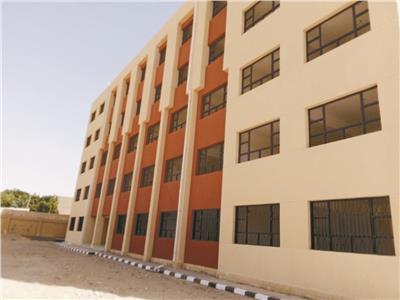 مدرسة جديدة ضمن مبادرة «حياة كريمة»