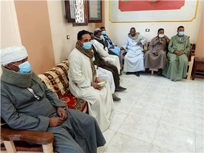 الدكتور محمد بشار مدير عام مديرية الطب البيطري بـالاقصر