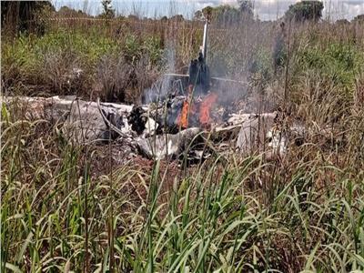 وفاة 4 لاعبين برازيليين في تحطم طائرة