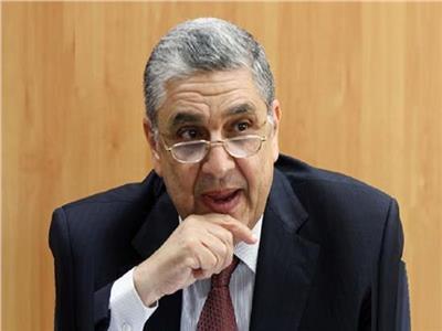 الدكتور محمد شاكر وزير الكهرباء والطاقة المتجددة