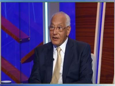 الدكتور علي الدين هلال استاذ العلوم السياسية ووزير الشباب والرياضة الاسبق