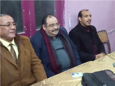 أدباء الصعيد يلتقون في حب مصر