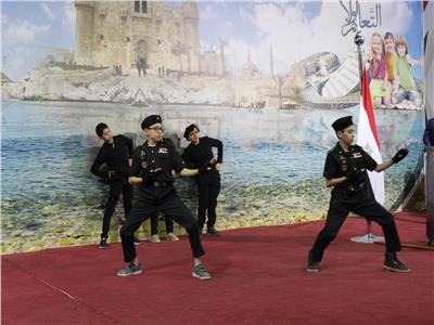 احتفالية وطنية بمناسبة عيد الشرطة المصرية