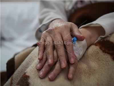 الحاج محمد في عزل هليوبولس كان ان يفقد حياته                 تصوير طارق إبراهيم - أحمد حسن