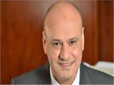 الكاتب خالد ميري، رئيس تحرير الأخبار