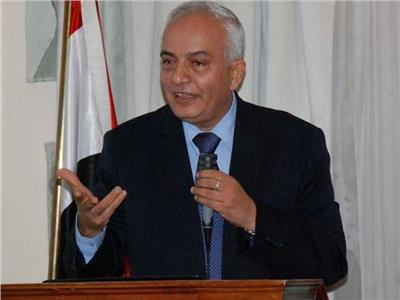الدكتور رضا حجازي نائب وزير التربية والتعليم