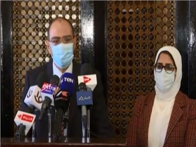 الدكتور حسام حسني، رئيس اللجنة العلمية لمواجهة كورونا