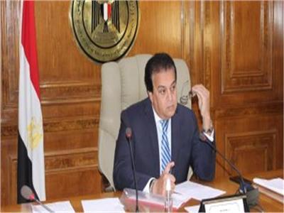 د.خالد عبدالغفار وزير التعليم العالي