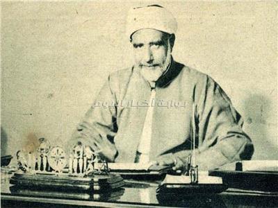 الشيخ المراغي