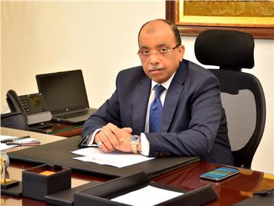 اللواء محمود شعراوي وزير التنمية المحلية