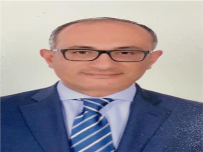 الدكتور احمد مغاورى رئيس التمثيل التجاري