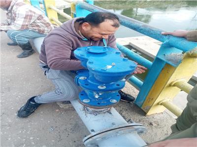 . رئيس مياه القناة : سيطرنا علي الكسور المفاجئة وإصلاحها في وقت قياسي
