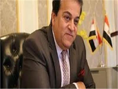 خالد عبدالغفار وزير التعليم العالي والبحث العلمي