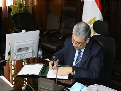 محمد شاكر، وزير الكهرباء والطاقة المتجددة