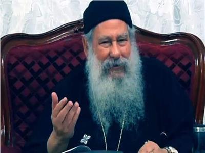 القمص مكاري يونان راعي الكنيسة المرقسية