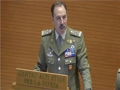 رئيس أركان الجيش الإيطالي، الجنرال سالفاتوري فارينا
