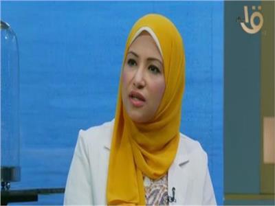 الدكتورة نهى عاصم مستشار وزارة الصحة