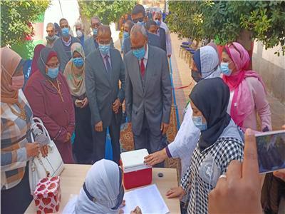الدكتور خالد عبد الغني وكيل وزارة الصحة بالقليوبية
