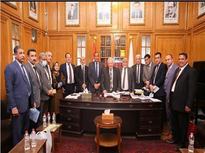 مجلس نقابة المحامين بمحافظة المنوفيه
