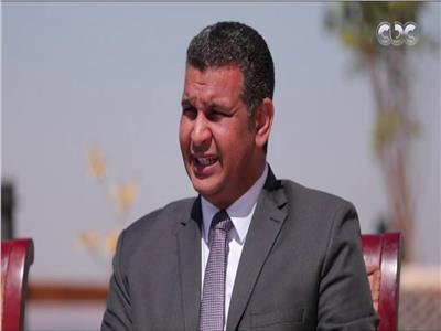الدكتور إيهاب حنفى وكيل وزارة الصحة بأسوان