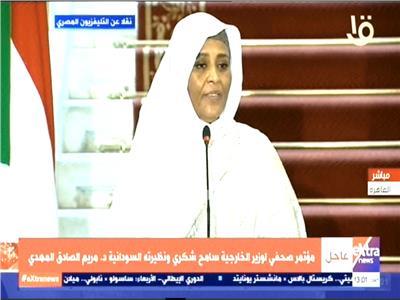 وزير خارجية السودان