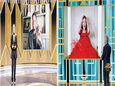 روزموندبايك تتسلم  جائزتها افتراضياً / جائزة أفضل ممثل مساعد لدانيال كالوى