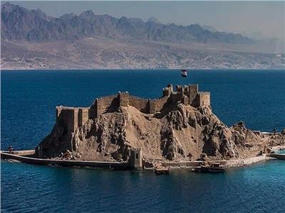 قلعة جزيرة فرعون