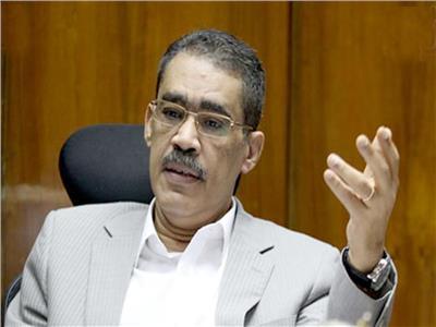 الدكتور ضياء رشوان رئيس الهيئة العامة للاستعلامات نقيب الصحفيين