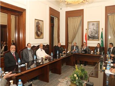 هيئة مكتب اللجنة العامة لحزب الوفد