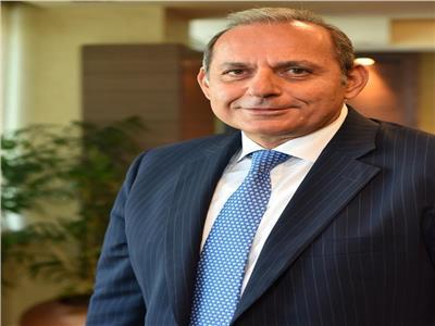 هشام عكاشةرئيس مجلس إدارة البنك الأهلي المصري
