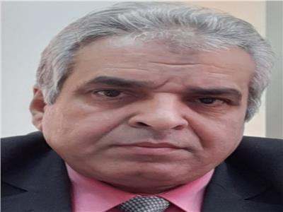 الدكتورهارون خضر وكيل مديرية تموين الجيزة سابقا