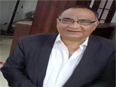 الدكتور رأفت القاضي رئيس اتحاد مفتشي تموين القاهرة